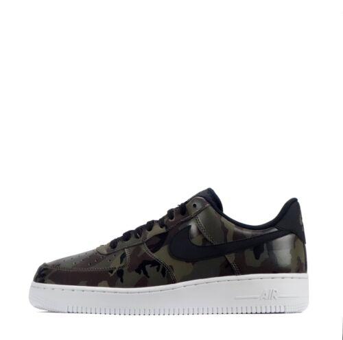 Force Lv8 '07 Air 1 Bas Nike Olive Hommes Baskets Black Camouflage 4wqfgA5