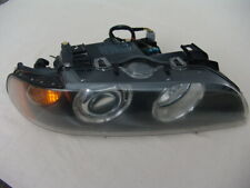 Headlight Lens Shell Cover For BMW E39 1996-06 Left Right Front High Quality