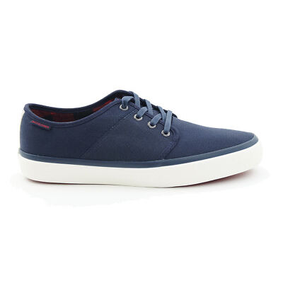 Jack & Jones Schuhe Sneaker Jfw Turbo Waxed Canvas Herren Blau Spider Gr 40 - 46