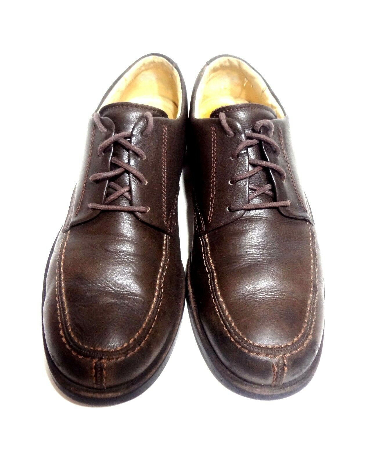 Bostonian Strada Oxfords Casual dress Brown Leather shoes 7 M