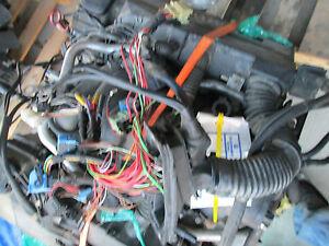 s l300 bmw e38 740il 1998 1999 2000 2001 engine wire harness 1709378