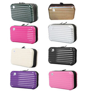 8-Color-ABS-Vanity-Case-Cosmetic-Key-Nail-Jewellery-Storage-Box-Double-Zipped-CE