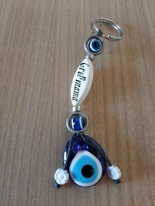 Türkisches sehende Auge blaues Auge Talisman Glücksbringer - Essen, Deutschland - Türkisches sehende Auge blaues Auge Talisman Glücksbringer - Essen, Deutschland