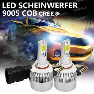cree 180w 9005 hb3 led birnen auto scheinwerfer lichter. Black Bedroom Furniture Sets. Home Design Ideas