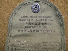 Ammunition Pouch Rainier Bell for M1 Garand and M1 Carbine. Unissued, NOS USGI