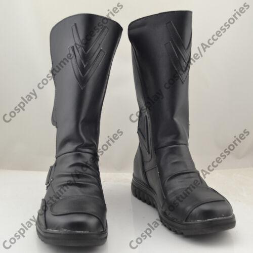 Flim Shoes Custom Star Wars Darth Maul Cosplay Boots Shoes