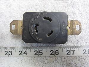 L6-20R Arrow Hart Receptacles 20A 250V lot of 10