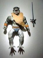 1982 Remco Dc Warrior Beasts Wolf Figure Complete He Man Motu Ko Vintage Conan