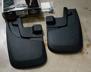 HUSKY Front Rear Mud Guards Flaps for 05-15 Toyota Tacoma with OE Fender Flares