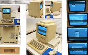 Very Rare Original Macintosh 128 M0001  Week 47 1984  #3693D  Ships Worldwide