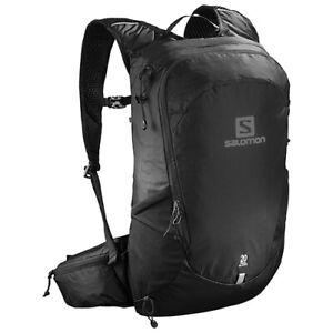 Salomon-Unisex-Trailblazer-20-Hiking-Backpack-Black-PN-LC1048400