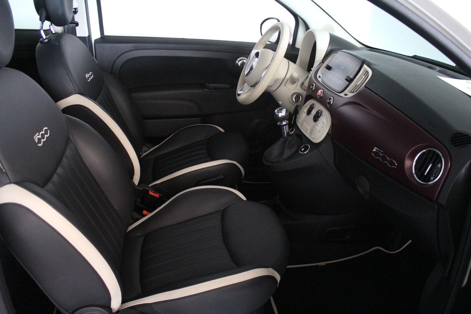 Fiat 500C 1,2 Super Star
