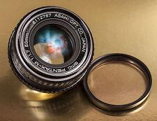 PENTAX-M SMC 50mm f/1.7 Prime Manual Focus Lens, K-Mount