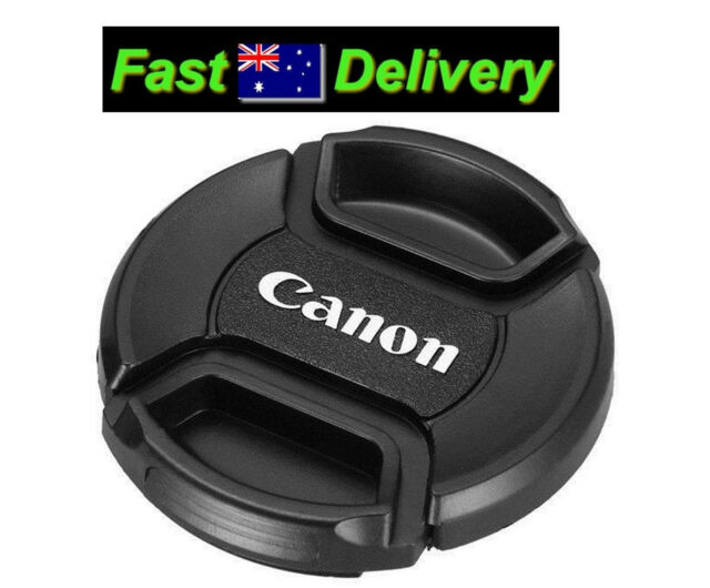 58mm Lens Cap for Canon DSLR Lenses! 760D 100D 1000D 1100D 1200D 1300D 20D 30D
