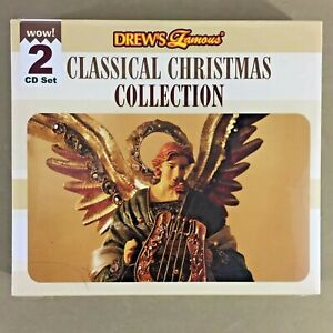 Classical-Christmas-Collection-music-2-CD-set-From-Vatican-amp-Handel-039-s-Messiah