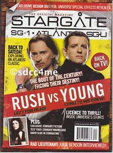 Stargate-Official-Magazine-34-100-Pages-SG-1-Atlantis-Universe