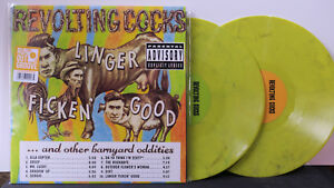 REVOLTING-COCKS-039-Linger-Ficken-039-Good-039-Ltd-Edition-180g-COLOUR-Vinyl-2LP-NEW