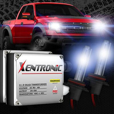 Xentronic 35W Metal HID Kit 9005 9006 H1 H3 H4 H7 H10 H11 H13 6000K 5000K Xenon