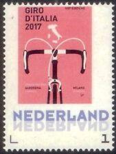 Niederlande  2017  Fahrrad   Giro D'Italia  2017 1  cycllng      postfrisch
