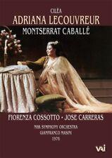Cilea - Adriana Lecouvreur (DVD, 2008)