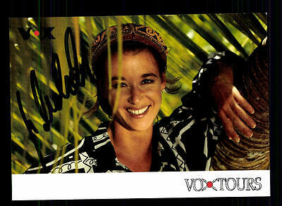 2019 Mode Judith Adlhoch Vox Autogrammkarte Original Signiert # Bc 64454