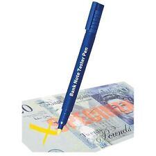 Billete de Banco Pen Falsos Detector Checker Uv falso contador Dinero Forjado Tester