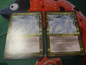 MTG-Stormbind-2X-Ice-Age-NM-English