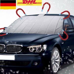 Magnetische Auto Scheibenabdeckung Frontscheiben Abdeckung Windschutzscheiben DE