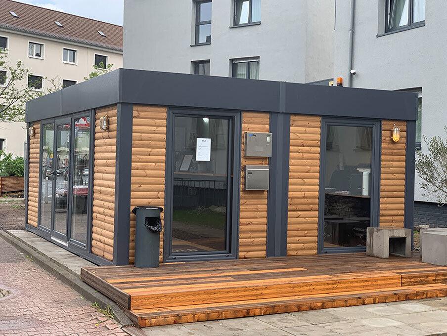 Tiny House, GÆSTEHUS, Lille hus, Kolonihave, Fr...