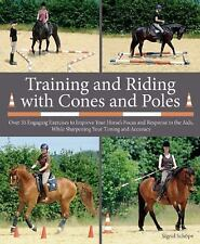 Training and Riding With Cones and Poles - Schope, Sigrid - Brand New
