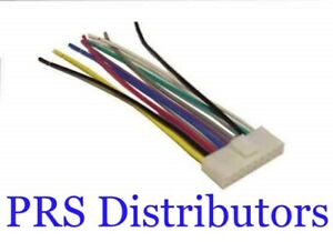 Sony Car Stereo Harness - Wiring Diagram 500 Vr Car Stereo Wiring Harness on automotive wiring harness, ethernet wiring harness, radio wiring harness,
