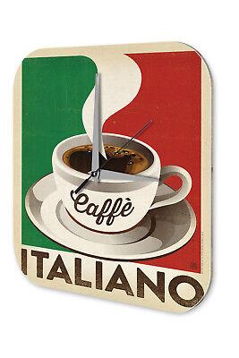 Krachtig Wanduhr Restaurant Küchen Deko Kaffee Italien Wand Acryl Uhr Meer Kortingen Verrassingen