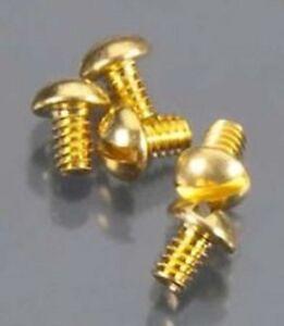 "Woodland Scenics H809 Hob-Bits 1-72 x 1//8/"" Brass Round Head Screws 5pk"