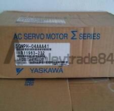 1pc New Yaskawa Sgmph04aaa41 Servo Motors Sgmph 04aaa41
