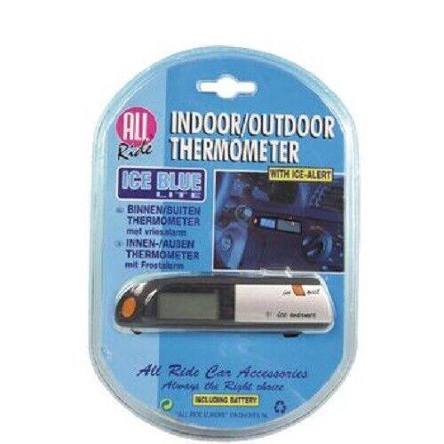 Termometro per auto con avviso ghiaccio All Ride