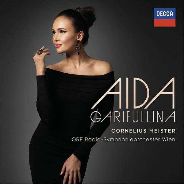 Cornelius Meister Aida Garifullina Rso-Wien - Aida Nuevo CD
