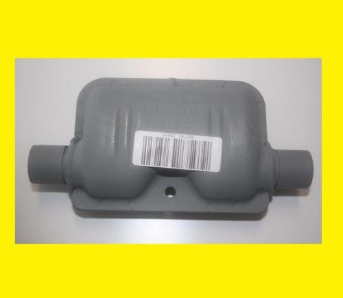 Abgasschalldämpfer Anschluss 24mm Webasto Air Top Evo 40 oder Evo 55 Luftheizung