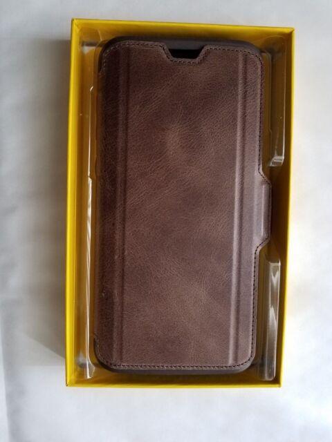 best website 7f79c 8b806 Leather OTTERBOX Strada Series Folio Case Samsung Galaxy S9