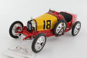 A-s-s-cmc-Bugatti-Type-35-gp-nacion-Colour-Project-espana-1-18-OVP-Limited