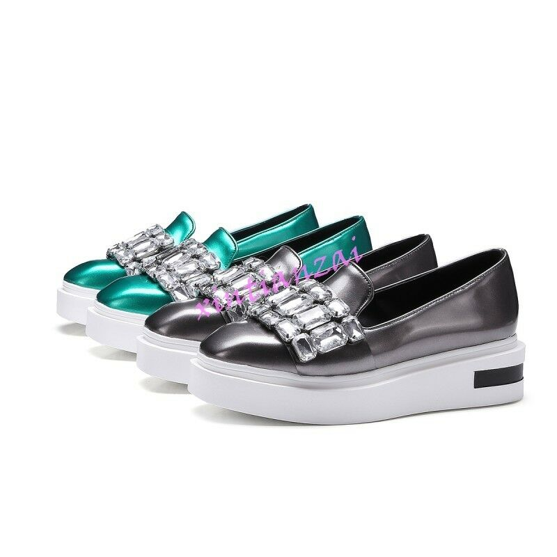 Reebok Damen Royal Glide Sneaker, Schwarz (BlackPewter), 42