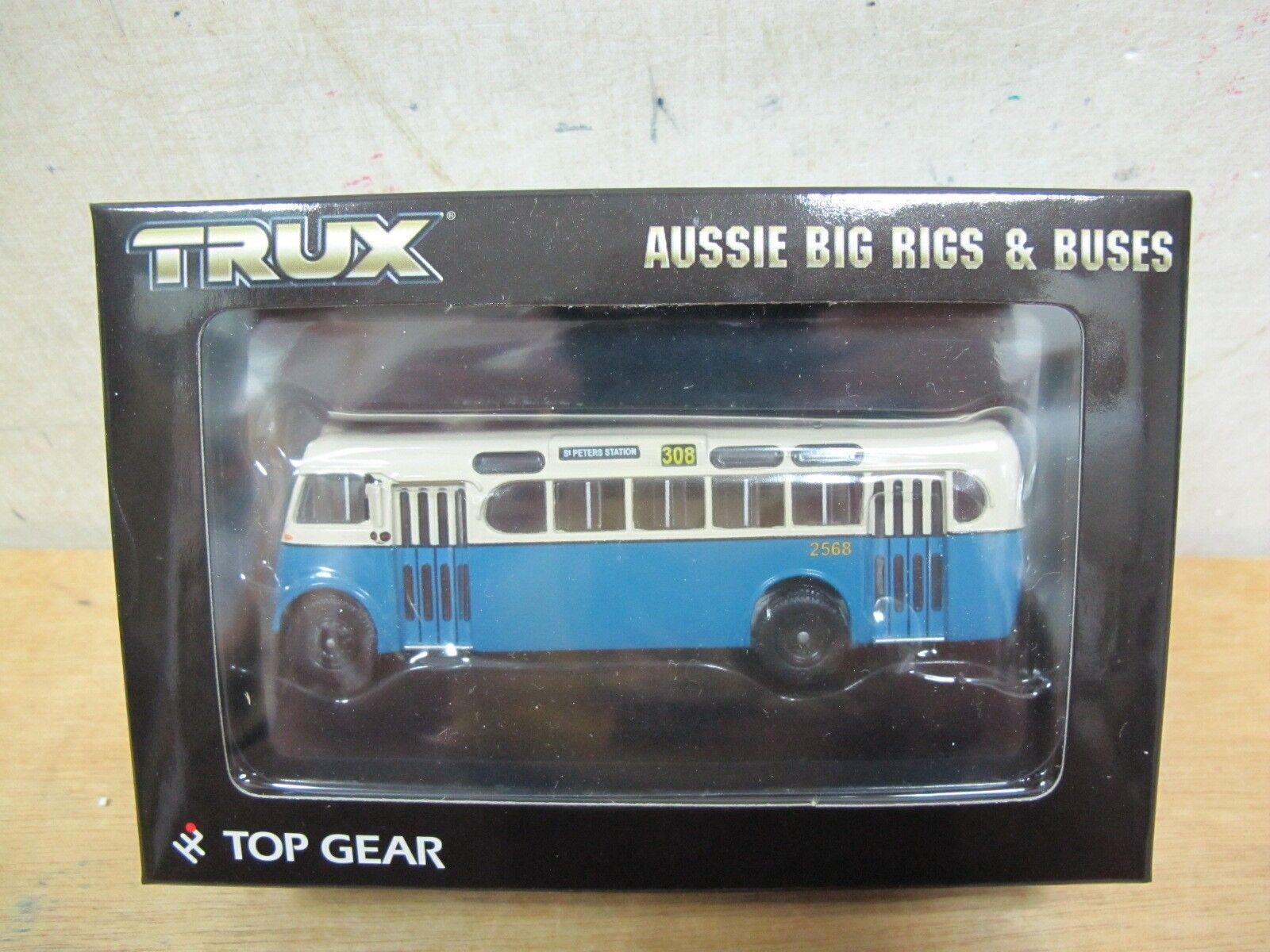 AEC regal III sydney bus NSW 1 76 trux TX18B free ship