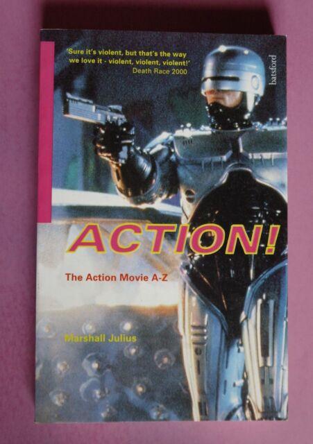 R70389 Action! -  A-Z of Action Movies (Englisch) Taschenbuch  1996