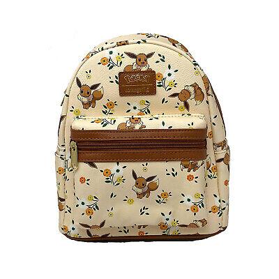 Eevee Floral Convertible Mini Backpack