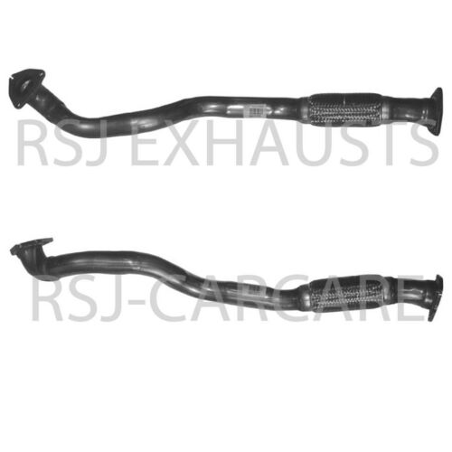 Z02 EXHAUST LINK PIPE VAUXHALL VECTRA C 1.9 CDTI 16V  2004-04-/> 2008-08