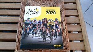 New-panini-album-tour-de-france-2020-official-map-range-pro-tour-cycling