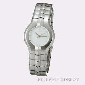 37d00cff13e5 Image is loading Authentic-Ladies-Tag-Heuer-Alter-Ego-Quartz-Watch-