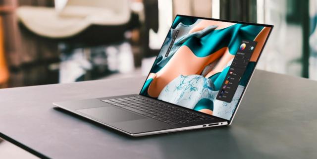 Dell XPS 15 9500 FHD Laptop 10th Gen i7-10750H 16GB 512 SSD 1650 Ti Silver