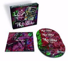 "Phil Collins ""the singles"" Deluxe 3CD NEU Album 2016 best of"