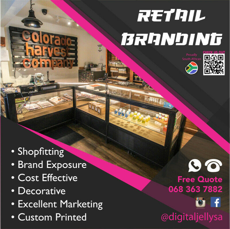 Shopfitting - Ad posted by Digital Jelly