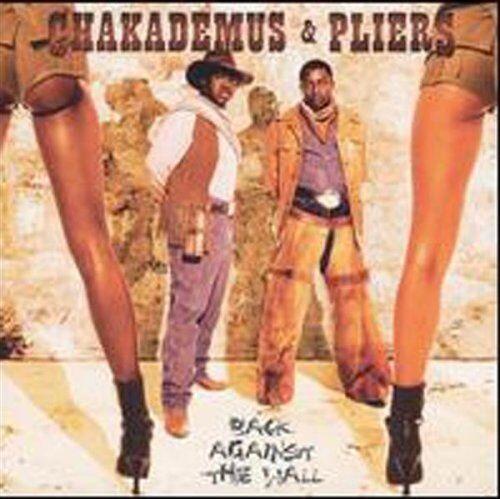 Chaka Demus & Pliers | CD | Back against the wall (2005)